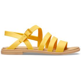 Crocs Tulum Sandals Women canary/tan